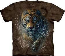 Tiger Splash Big Cats T Shirt Child Unisex The Mountain