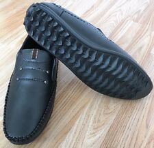 BUY1GET1HalfPrice Men Loafer Moccasin Drive Boat Classic Shoes Smart Casual Size