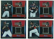 2011 Bowman DP&P Game-Worn All-Star Futures Game Jersey Cards (You Choose)