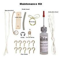 Ashford Spinning Wheel - Keep your Spin wheel Maintained. Oil or Kit