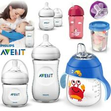 Philips AVENT BPA Free Natural Children Baby Drinking Feeding Bottle Storage Cup
