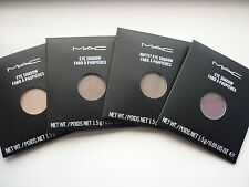 BNIB 100% Authentic MAC Cosmetic Eyeshadow Pro Palette Refill Pan *Rare*