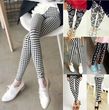 Hot Fashion Womens Sexy Skinny Print Leggings Stretch Jeggings Pants
