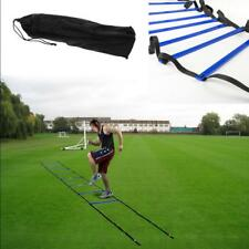 MagiDeal 13-rung Agility Ladder Soccer Speed Sports Feet Training with Carry Bag