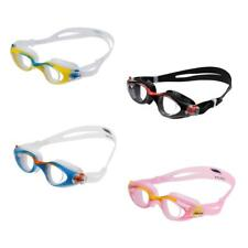 MagiDeal Kids UV Protection Silicone Swimming Goggles Anti-fog Swim Glasses