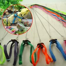 MagiDeal X Shape Pet Reptile Lizard Small Animal Harness Leash Rope for Outgoing