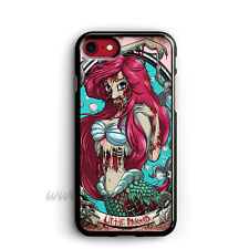 Little Mermaid iPhone Cases Zombie Samsung Galaxy Phone Cases Disney iPod cover