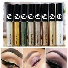 New 4pcs Waterproof Makeup Eyeliner Liquid Eye Liner Silver Gold Green White
