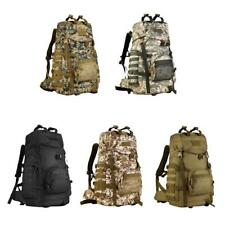 60L Outdoor Army Tactical Backpack Sport Trekking Camping Hiking Travel Bag