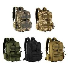 30L Tactical MOLLE Backpack Hiking Pack Bag Outdoor Camping Hiking Travel