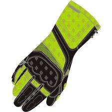 Fieldsheer Wind Tour Hi-Viz Textile Gloves Motorcycle Gloves