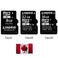 High Speed 8GB Class 10 Micro SD Card TF Flash Memory MicroSDHC For Camera Phone