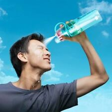 Sports Spray Water Bottle for Outdoor Bicycle Camping Drinking Bottles