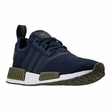 Adidas NMD_R1 Nomad Runner Boost Collegiate Navy Olive Cargo Finish Line AC7065