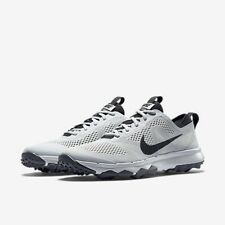 Nike FI Bermuda Mens Size Golf Shoes Pure Platinum White Anthracite 776121 003