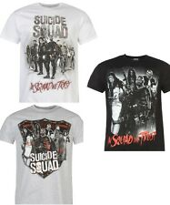 T-SHIRT DC COMICS SUICIDE SQUAD MARVEL S WITH XL WILL SMITH JARED LETO MAN