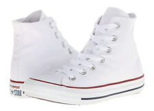 Converse Chuck Taylor Hi Tops Optical White All Sizes Womens Sneakers Shoes