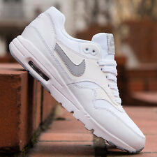 Nike Air Max 1 Ultra Essential Womens Trainers White Various Sizes BRAND NEW