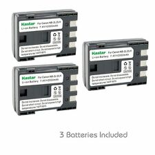 Kastar NB-2L Battery for Canon  PowerShot G7 G9 S30 S40 S45 S50 S60 S70 S80