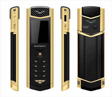 2017 Luxury MPARTY LT2 Unlocked Bluetooth Dual Sim Cell Phone Stainless Metal