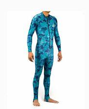 DXDIVER MEN'S LYCRA JUMPSUIT CAMO WETSUIT SCUBA DIVING FREEDIVING SPEARFISHING