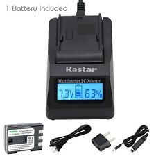 NB-2L Battery & Fast Charger for Canon PowerShot G7 G9 S30 S40 S45 S50 S60 S70