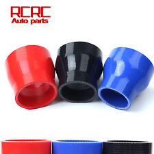 Silicone Hose Reducer Straight Pipe Joiner Black Blue Silicon Turbo Air Piping