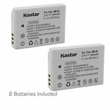 Kastar NB-5L Battery for Canon PowerShot SD850 IS, SD870 IS, SD880 IS, SD890 IS