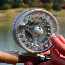 5/6 WT Fly Fishing Reels Large Arbor CNC Machined Aluminum Fly Reel 85mm