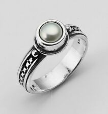 New SHABLOOL Ring Freshwater Pearl Jewelry 925 Sterling Silver Women