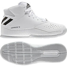 Adidas Men Basketball Shoes Sneakers Next Level Speed Training White BW0624 New