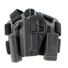 Tactical Left Leg Holster Pistol Gun Holster Mag Torch Pouch for SIG SAUER P226