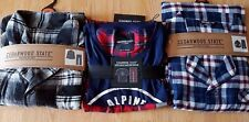 Mens Tartan Check Plaid Cotton Pyjama  Set XS-XXL  -  The Perfect Xmas Gift