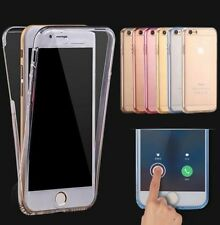 ETUI COQUE HOUSSE FULL PROTECTION SILICONE POUR IPHONE 8/8 PLUS + STYLET + FILM