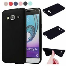 Ultra Thin Silicone Rubber Soft TPU Matte Candy Case Cover For Samsung Galaxy