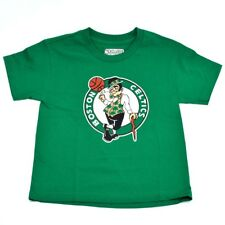 Boston Celtics Youth Primary Logo T-Shirt (Green)