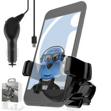 Car AUTO GRIP Air Vent Holder & Car Charger For Samsung i9300i Galaxy S3 Neo III