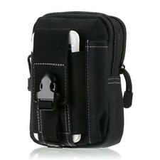 Molle Waist Pack Utility Fanny Phone Pouch Belt Bag Outdoor Running Hiking Bag