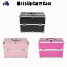 Portable Make Up Case Cosmetics Storage Beauty Organiser Box Travel Carry Bags