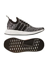 Adidas Trainers NMD_R2 Pk by9409 Black White