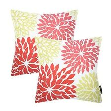 Decorative Throw Pillows Set Of 2 Soft Comfortable Cushion Cover Bedroom Lounge