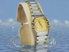 Omega Ladies Constellation 18k Gold and Stainless Steel  # 6051/085