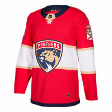 #1 Roberto Luongo Jersey Florida Panthers Home Adidas Authentic