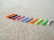 Cycle Bike Frame Cable Protectors Various Colours Sold As A Pair 1.5 inch
