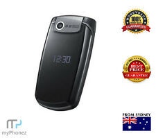 Samsung GT-S5511T Unlocked NextG 3G Blue Tick Cheap Flip Phone AU Stock Black