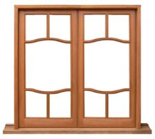 Casement windows - 2 Sash Coathanger - All sizes and configurations