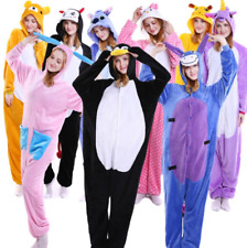 Animal Onesies1 Kids Adult Unisex Kigurumi Cosplay Costume Pyjamas Pajamas