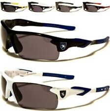 NEW SUNGLASSES BLACK MENS LADIES BOYS SPORTS DESIGNER WRAP RUNNING CYCLING GOLF
