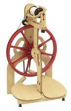 Schacht Ladybug Spinning Wheel - Double Treadle Ideal for New Spinner!