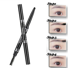 5Colors Brow Definer Double Ended Eyebrow Pencil Pen Long Lasting Makeup Tool js